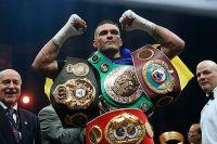 Александр Усик рассказал, что его изначально не хотели брать в секцию бокса