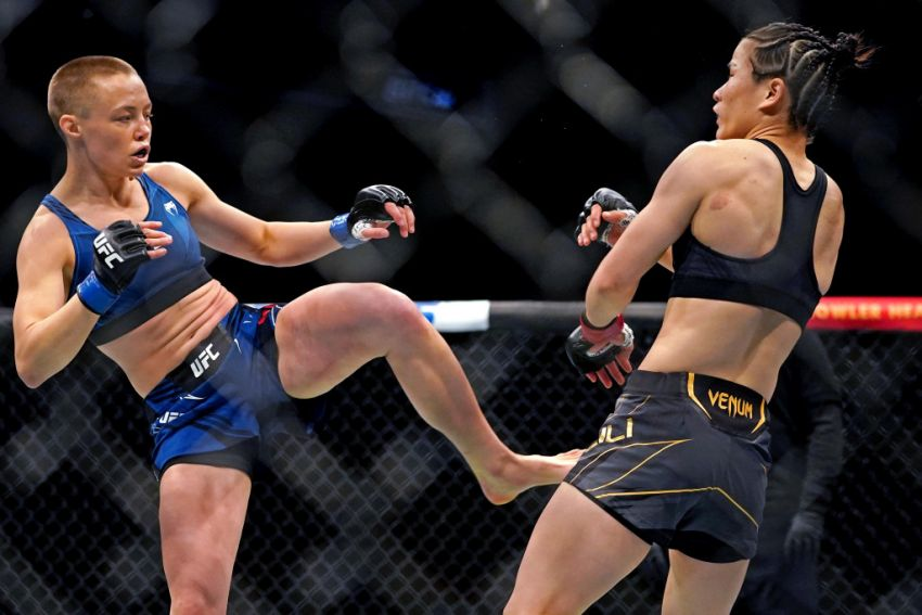 UFC news: Weili Zhang spoke about her mood for a rematch with Rose Namajunas at UFC 268