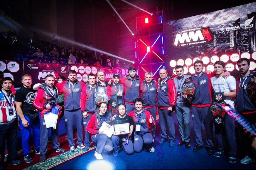 Федор Емельяненко поздравил сборную России по ММА с триумфальной победой на чемпионате мира