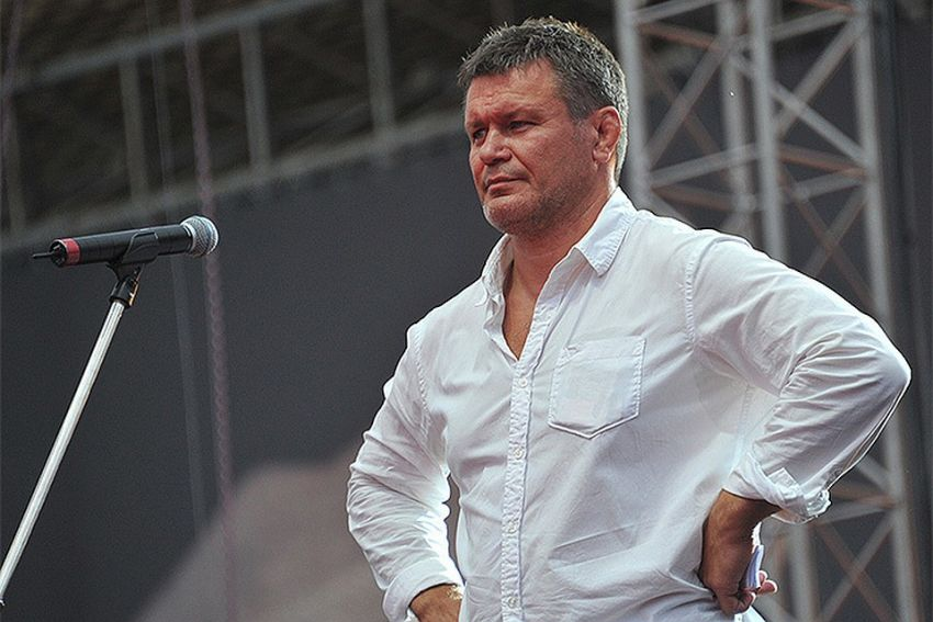 Олег Тактаров предложил Минакову и Харитонову помощь в раскрутке реванша