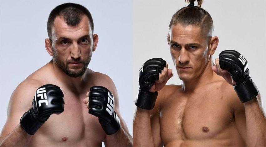 Муслим Салихов разделит октагон с Нико Прайсом на турнире UFC в Портленде