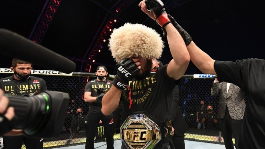 """MMA news: Khabib Nurmagomedov - about the end of his career: """"It was the hardest decision of my life"""""""