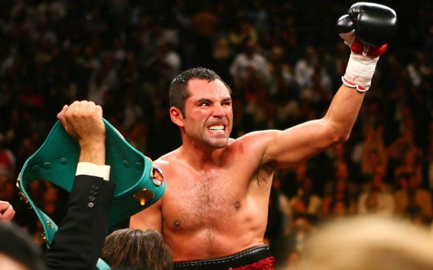 """Оскар Де Ла Хойя: """"Любой боксер может проиграть в Лас-Вегасе"""""""