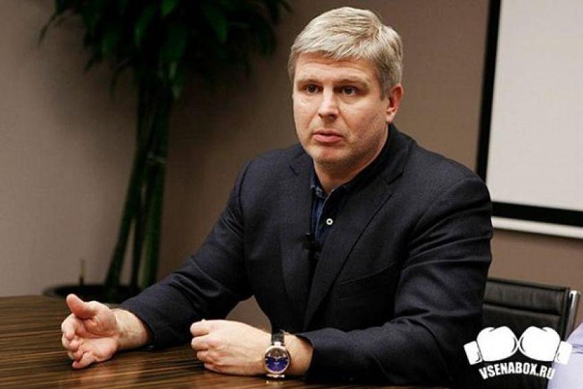 Рябинский заявил, что его скоро сменит Корнилов, но он продолжит финансировать бокс