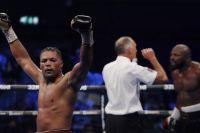 Промоутер Карлоса Такама требует немедленный матч-реванш с Джо Джойсом