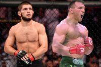 Камил Гаджиев обсудил возможный бой Хабиба с Чендлером