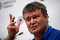 Олег Тактаров отреагировал на обвинения в пристрастии к алкоголю