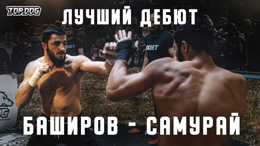 Видео боя Шамиль Баширов - Наим Давудов TDFC 7