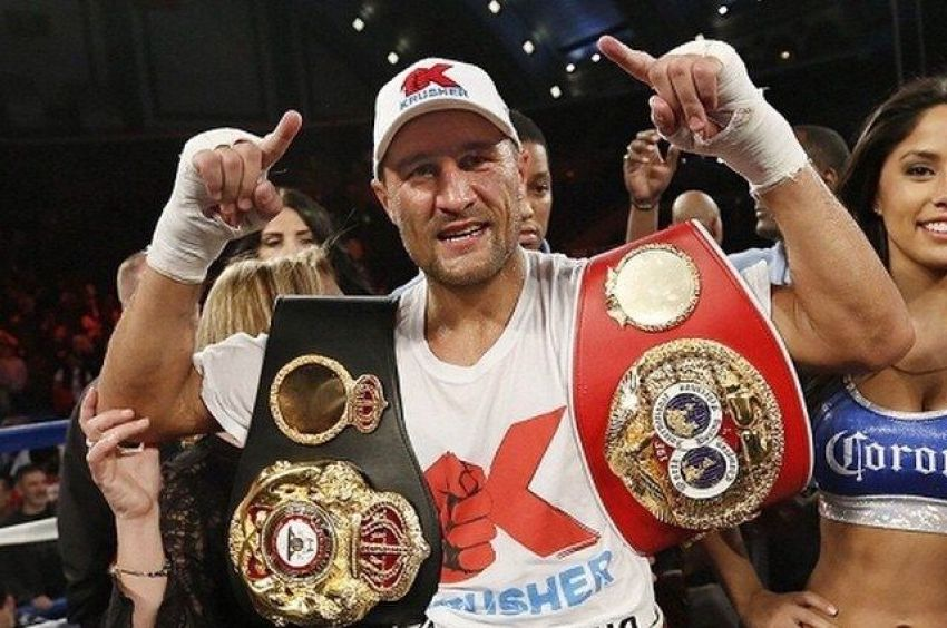 Сергей Ковалев может провести бой до конца 2021 года