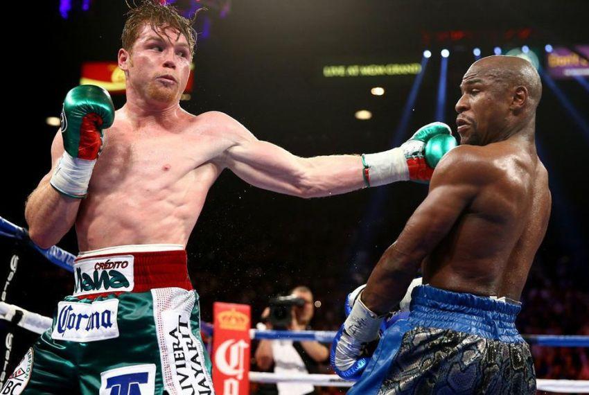 """Сауль Альварес: """"Поражение Мейвезеру не помешало мне стать лучшим боксером в мире"""""""