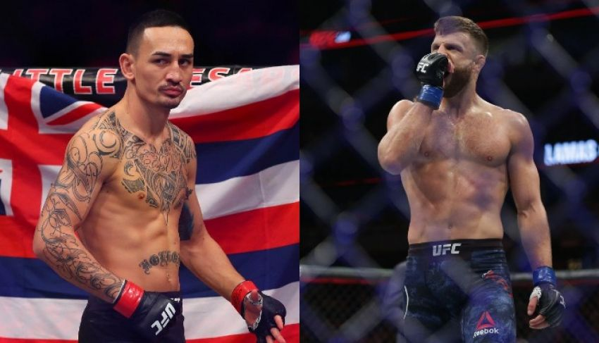 Predictions for Max Holloway and Calvin Kattar fight from UFC fighters