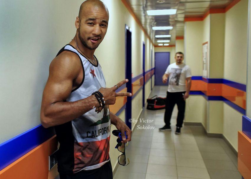 """Исмаил Силлах: """"Я бы хотел, чтобы Кличко вернулся в бокс"""""""