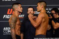 Видео боя Серхио Петтис - Тайсон Нам UFC Fight Night 159