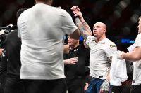 "Энтони Смит ""задушил"" Александра Густафссона на UFC Fight Night 153"