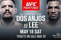 Прогноз на бой Рафаэль Дос Аньос - Кевин Ли на UFC Fight Night 152