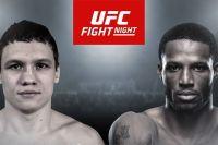 Роман Копылов подерется с Карлом Роберсоном на турнире UFC в Москве