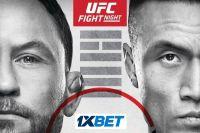 "Ставки на UFC Fight Night 165: Коэффициенты букмекеров на турнир Фрэнки Эдгар - ""Корейский Зомби"""