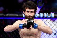 """Али Абдель-Азиз: """"Забит настроен очень серьезно. Возможно, мы больше не увидим его в боях"""""""