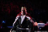 Андре Уорд назвал боксера с самыми высокими шансами на победу в бою с Тайсоном Фьюри