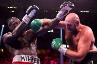Тайсон Фьюри нокаутировал Деонтея Уайлдера в безумном бою с обоюдными нокдаунами