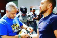 """Катмен Ломаченко: """"Я всегда с тобой, брат. Ты вернешься"""""""