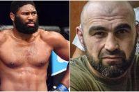 Кертис Блейдс - Шамиль Абдурахимов в разработке на UFC 242