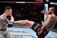 Тиаго Сантос отреагировал на слова Ракича о том, что тот легко его победил на UFC 259