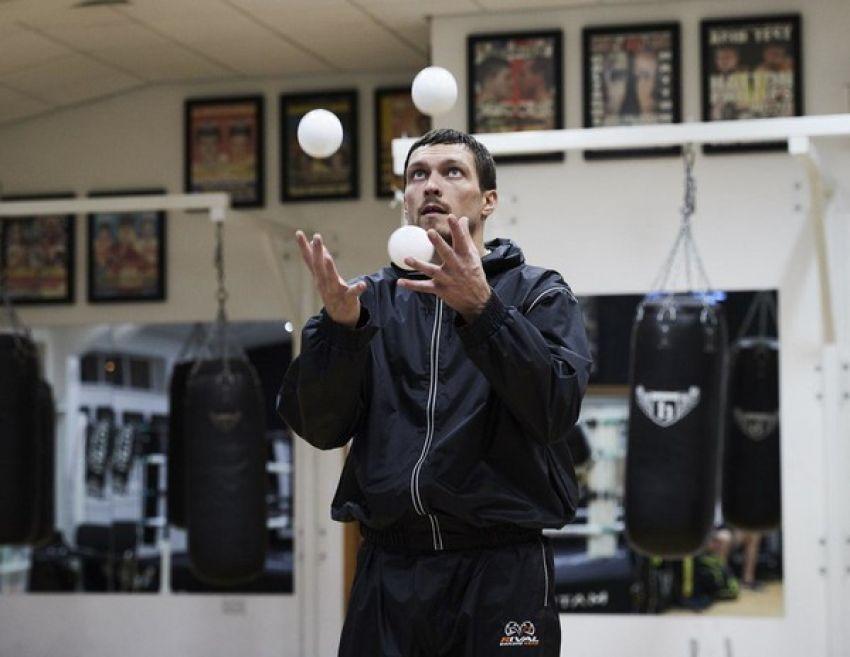 """Дерек Чисора: """"Усику и его команде надо прекратить жонглировать мячиками. Здесь вам не цирк"""""""