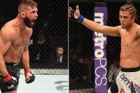 Бой Брайана Ортеги и Джереми Стивенса мог возглавить кард UFC в Сан-Антонио