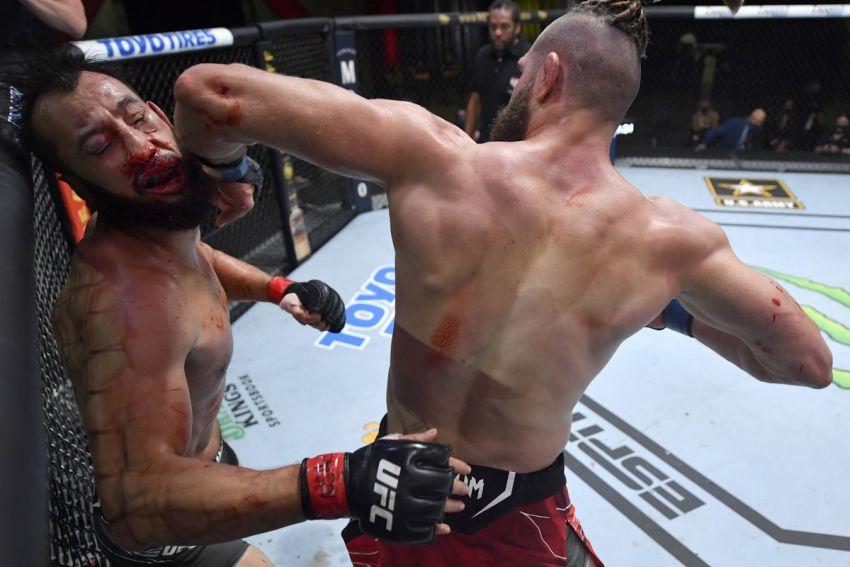Доминик Рейес прокомментировал свое поражение в бою с Прохаской