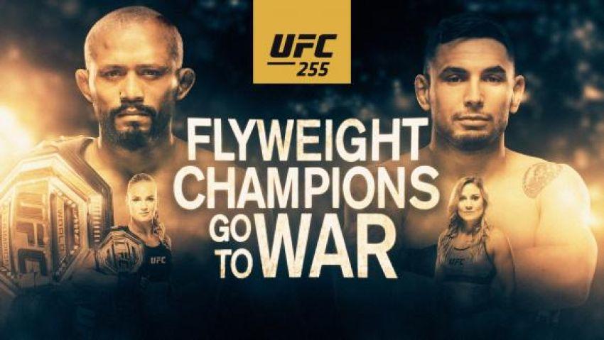 РП ММА №48 (UFC 255): 22 ноября
