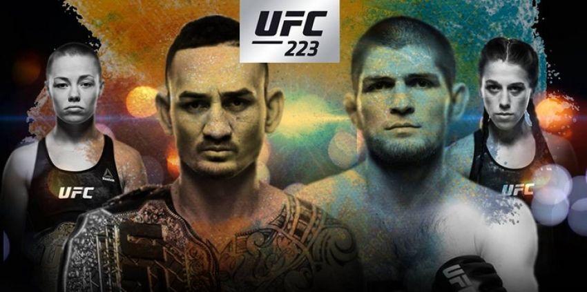 РП ММА №10 UFC 223 Яквинта VS. Нурмагомедов