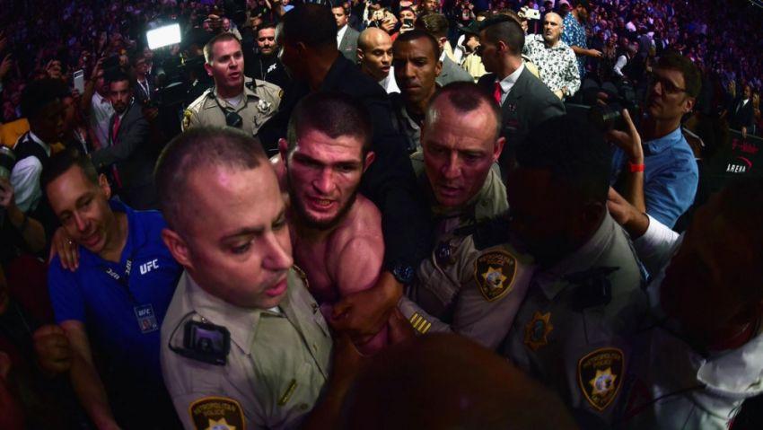 Все ключевые участники потасовки на UFC 229 предстанут перед NSAC