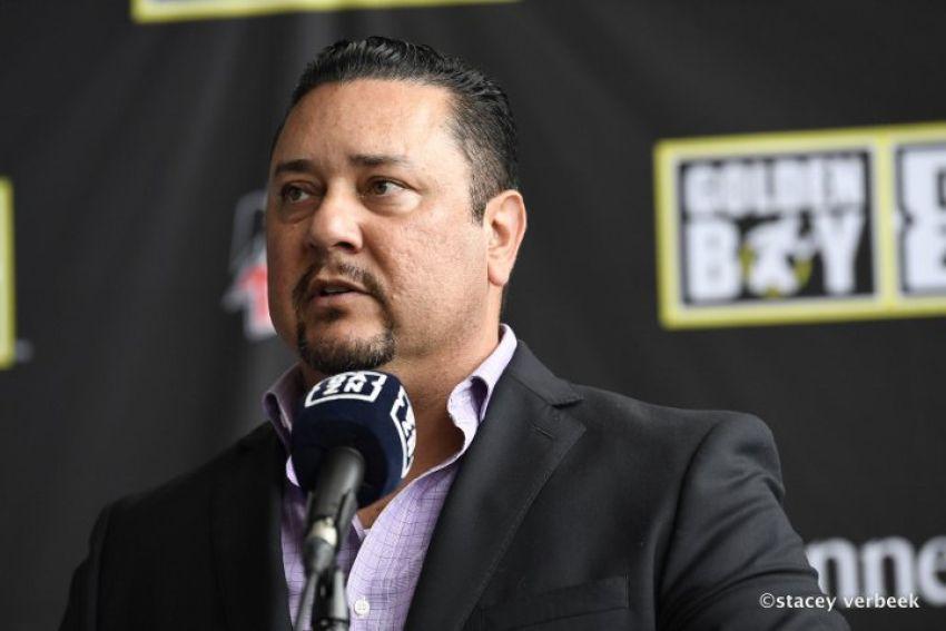 Президент Golden Boy Promotions заявил, что команда Фармера не делала никаких предложений насчет боя с Джозефом Диасом