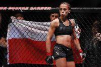 Йоанна Енджейчик считает, что Джессика Андраде не соответствует чемпионскому статусу