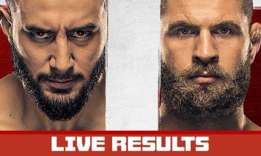 Результаты турнира UFC on ESPN 23