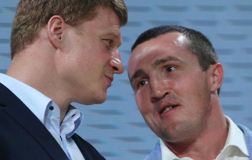 Поветкин и Лебедев рассказали, как их подставили на чемпионате мира по боксу в Екатеринбурге