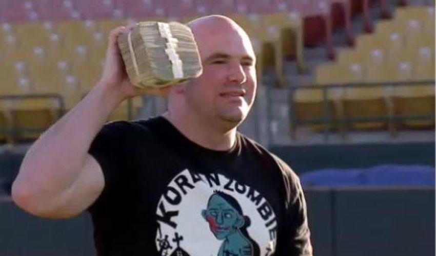Доля Даны Уайта в UFC составляет почти 150 миллионов долларов