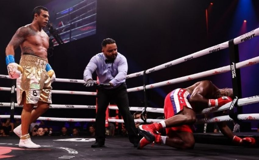 Boxing news: Eddie Hearn joined the criticism of the fight between Vitor Belfort and Evander Holyfield