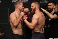 Видео боя Джейк Мэттьюс - Эмиль Мик UFC Fight Night 168