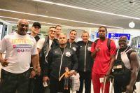 Юниер Дортикос прибыл в Латвию для боя с Табити