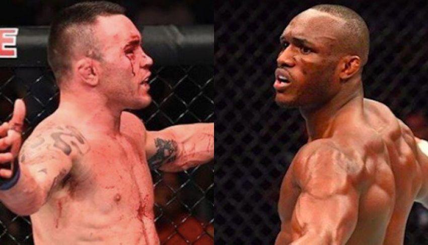 Бой Колби Ковингтона и Камару Усмана под вопросом, UFC ищет другие варианты