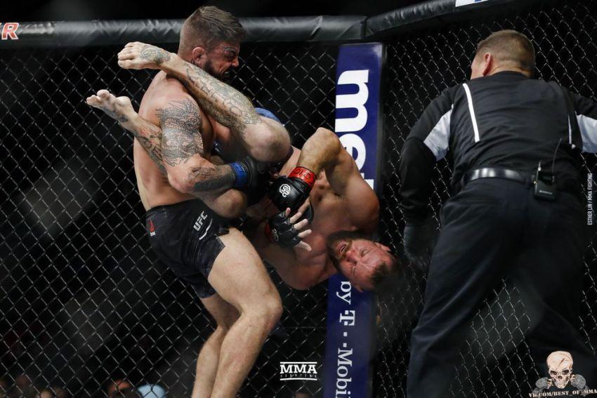 Зарплаты и бонусы участников турнира UFC Fight Night 139: Родригес - Зомби