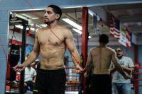 Дэнни Гарсия рассказал о работе с тренером по физ.подготовке