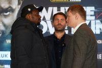 Matchroom Boxing определились с датой боя Диллиана Уайта и Александра Поветкина