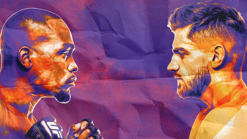 Прямая трансляция UFC on ESPN+ 31: Дерек Брансон - Эдмен Шахбазян