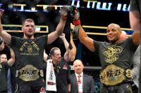 """Стипе Миочич и Даниэль Кормье встретятся в """"супербою"""" на UFC 226"""