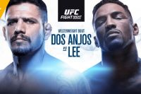 Прямая трансляция UFC Fight Night 152: Рафаэль Дос Аньос - Кевин Ли