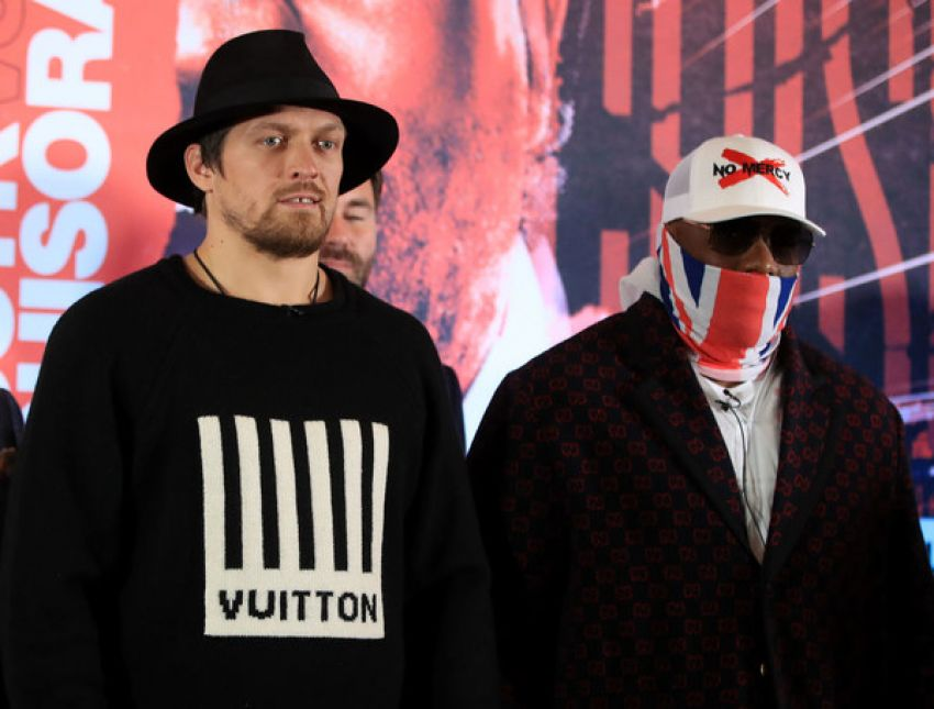 """Дэвид Хэй: """"9 из 10 фанатов бокса считают, что Чисора проиграет Усику"""""""