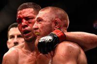 Макгрегор оценил идею боя Андерсон Сильва - Ник Диас. Хочет драться с Нейтом на том же шоу